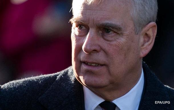 На принца Эндрю подали в суд по обвинению в изнасиловании