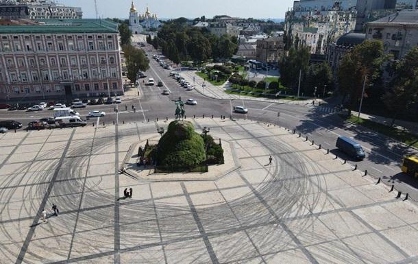 Дрифт на Софийской. Что грозит организаторамСюжет - «Украина»