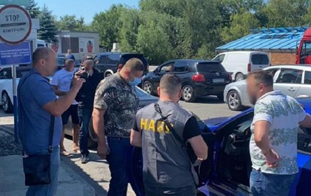 Заммэра Николаева задержан на границе с Венгрией