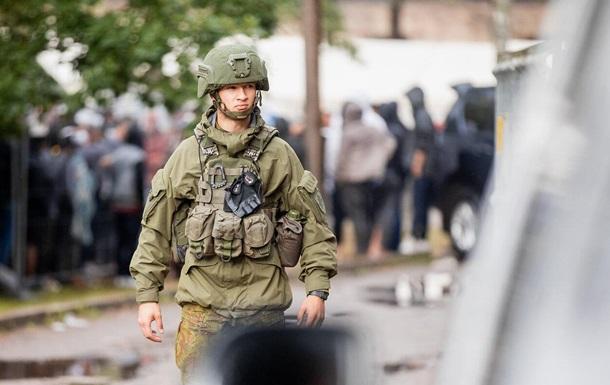 Поліція Литви затримала 20 мігрантів, які втекли з табору