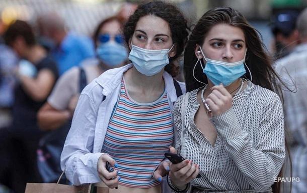 Коронавирус в Украине 11 августа 2021