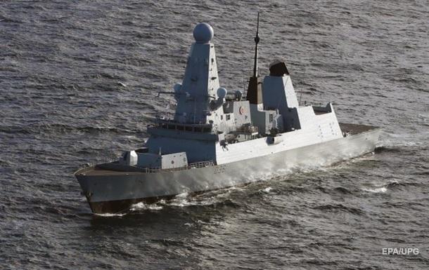 У РФ розповіли, як  бомбили  британський корабель