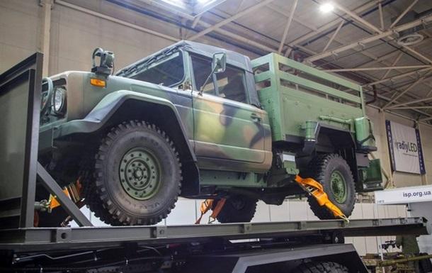 Одеський завод складатиме військові автомобілі для ЗСУ