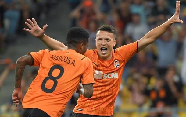 Шахтар проведе домашній матч проти Монако в Харкові