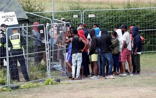 Миграционный кризис: Еврокомиссия выделила Литве 37 млн евро