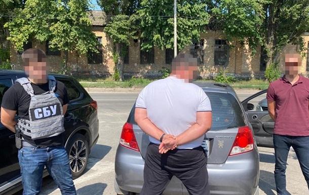 У депутатов Кировоградщины СБУ обнаружила оружие