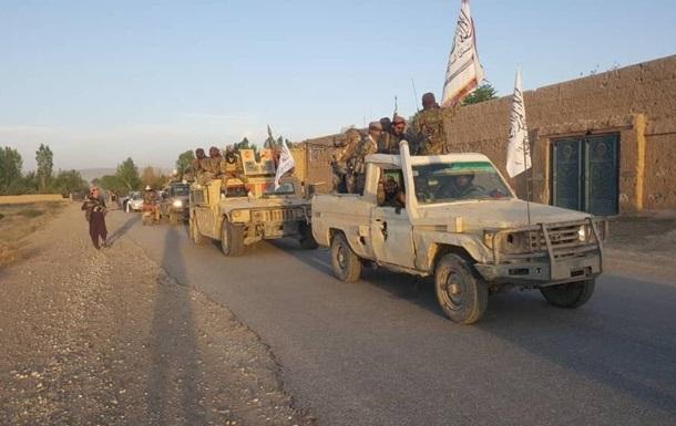 Талібан  захопив столиці ще трьох провінцій Афганістану