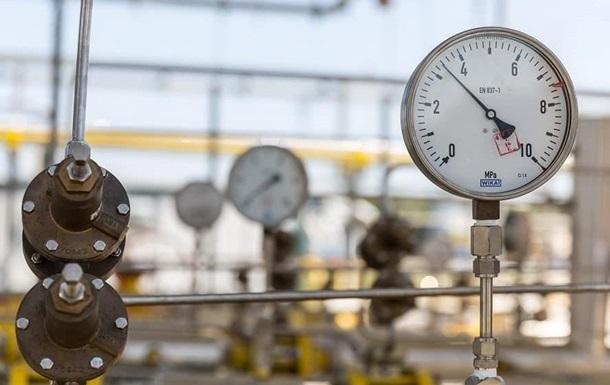 Ціна на газ у Європі підскочила до $555