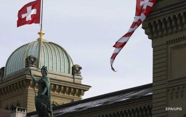 Швейцарія розширила список санкцій щодо Білорусі