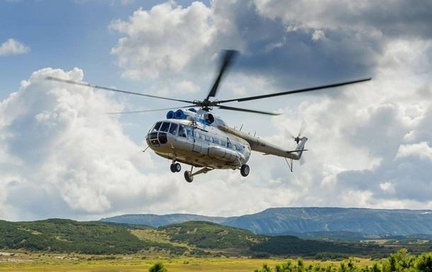 В озеро на Камчатці упав вертоліт, є загиблі