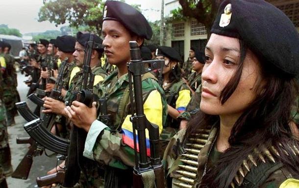 Колумбія: повстанці з FARC завербували понад 18 тисяч дітей