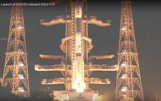 Индии не удалось запустить спутник из-за технической аномалии
