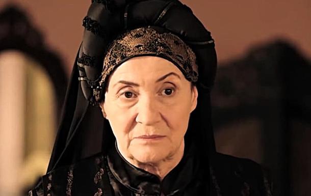 Умерла актриса из сериала Великолепный век