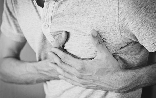 Назвали новий симптом загрози серцевого нападу