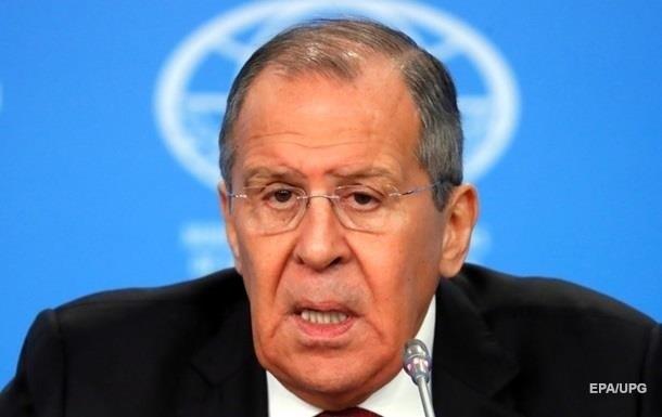 Лавров вважає, що Білорусь вже  визнала  Крим російським