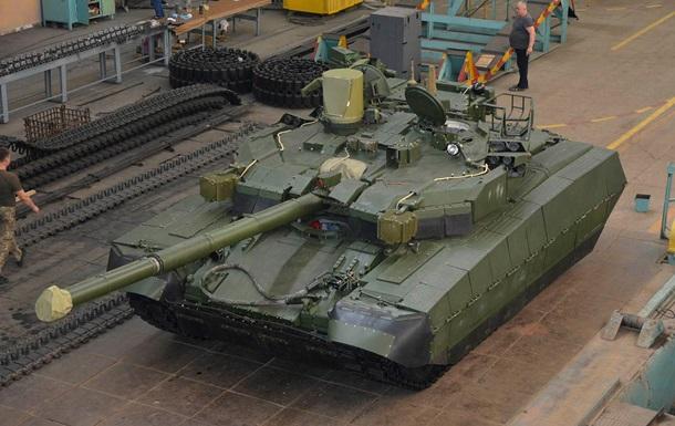У Харкові закінчили виготовлення танка Оплот