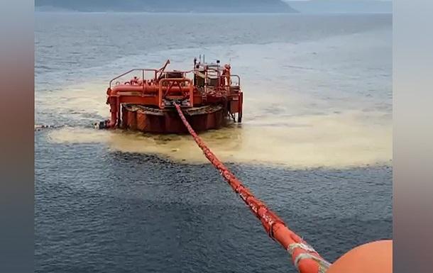 Разлив нефти в России. Что угрожает Черному морю