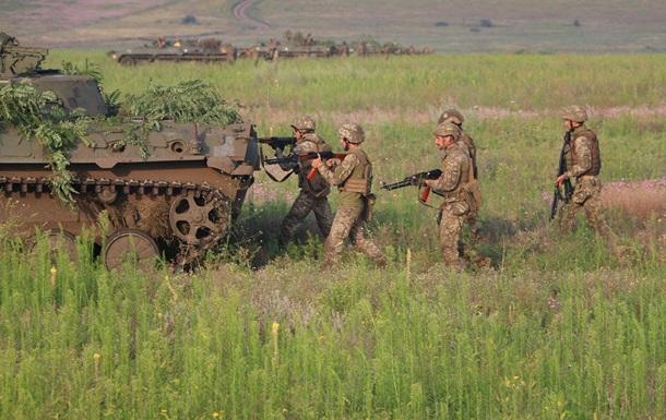 У зоні ООС отримав поранення український військовий