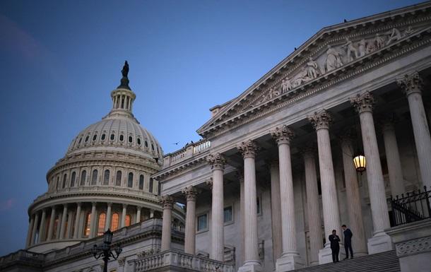 Зупинити ПП-2. Роботу Сенату США заблоковано