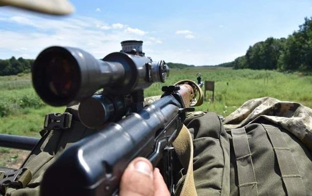 За сутки в ООС пять обстрелов, есть раненый