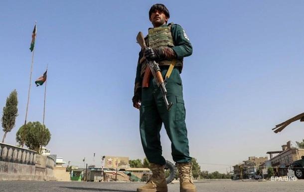 Британия эвакуируют своих граждан из Афганистана