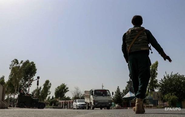 'Талибан' объявил о захвате пяти провинций