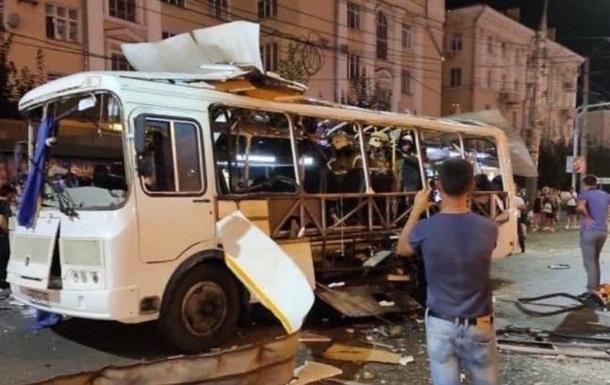 Вибух в автобусі у Воронежі: кількість жертв зросла до двох