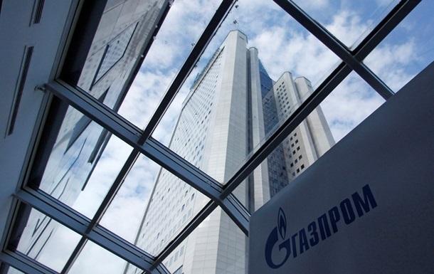Газпром оголосив про рекордний прибуток за півроку