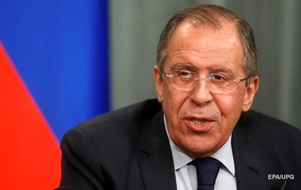Лавров пояснив  законність  видачі паспортів жителям Донбасу