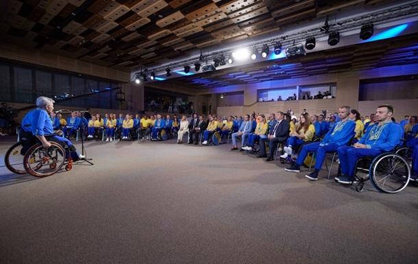 На Паралімпіаді в Токіо виступлять 143 українці в 15 видах спорту