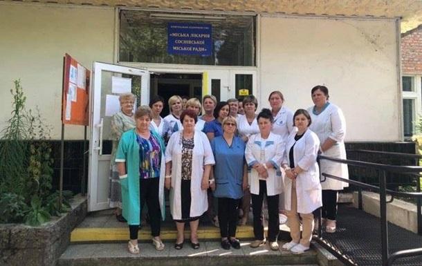 Влада відреагувала на голодування львівських лікарів