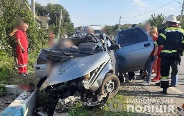 В Одеській області троє поліцейських загинули в ДТП