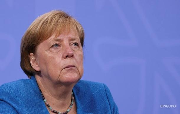 ЗМІ назвали розмір пенсії Меркель