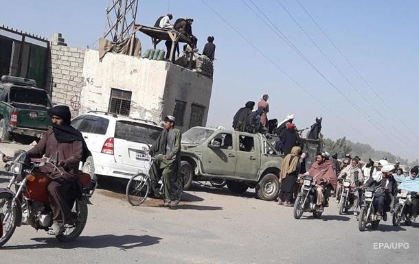 Таліби штурмують нові центри провінцій Афганістану