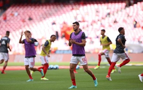 Яремчук отметился дебютным голом в чемпионате Португалии