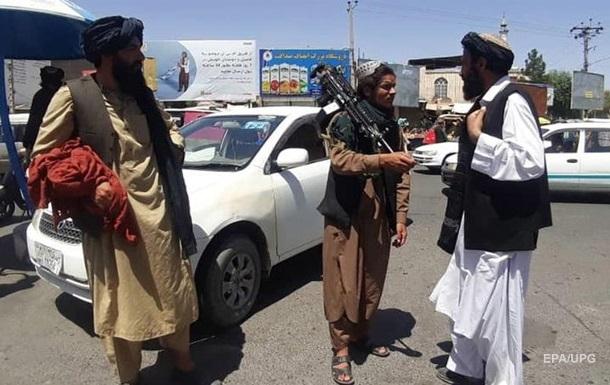 Талібан  контролює майже 90% території Афганістану - ЗМІ