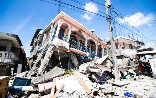 Кількість жертв землетрусу на Гаїті зросла до 227