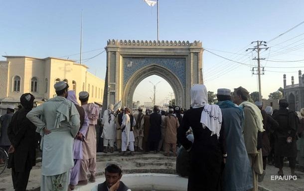 Талібан  взяв під контроль ще одне місто