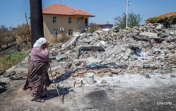 Жертвами наводнения в Турции стали уже 58 человек