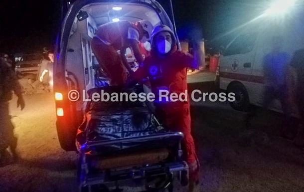 У Лівані вибухнув газовий танкер: 20 загиблих