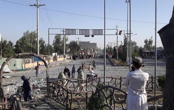 Сили Талібану увійшли в Кабул