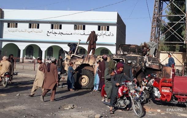У президента Афганистана отрицают атаку на Кабул