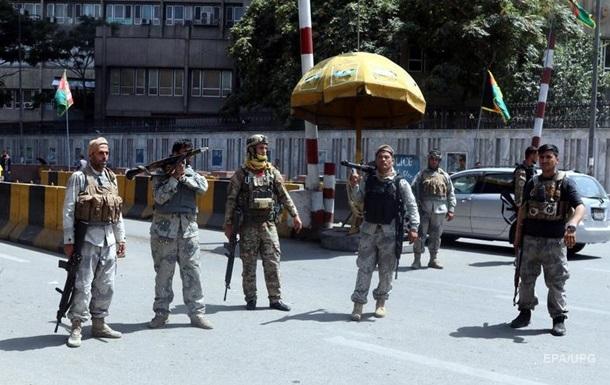 Талибан объявил о контроле над всем Афганистаном