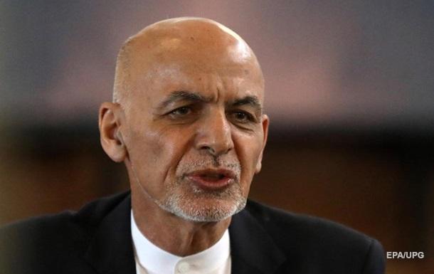 З явилося відео відльоту президента Афганістану з країни