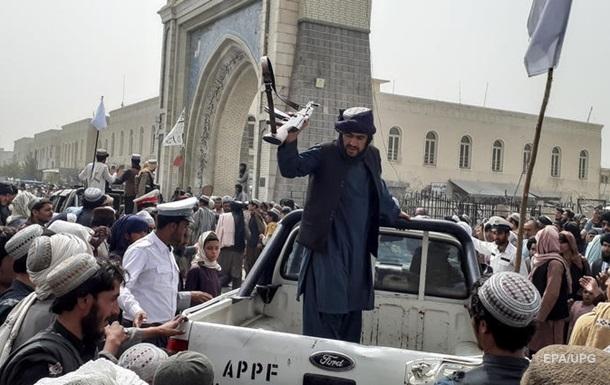 Талібан оголосить Афганістан ісламським еміратом