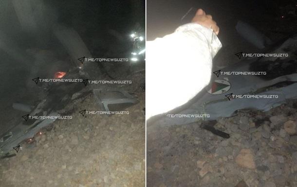 В Узбекистані розбився афганський військовий літак