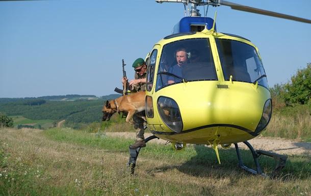 Операція Карпати-2021: нові вертольоти на кордоні