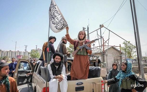 Китай та Росія мають намір визнати Талібан