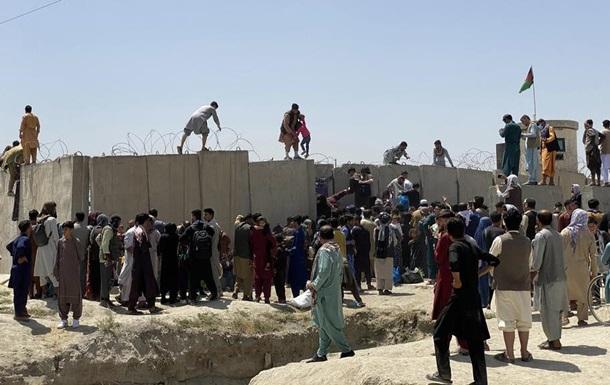 В аеропорту Кабула загинули кілька людей - ЗМІ
