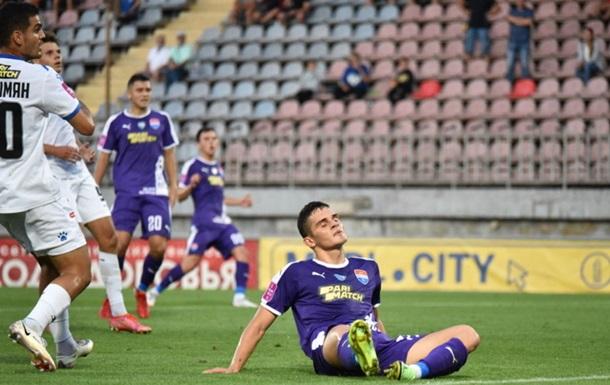 Черноморец в драматичном матче обыграл Мариуполь